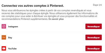 Pinterest compte pro gratuit