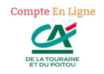 banque Crédit Agricole Touraine Poitou en ligne