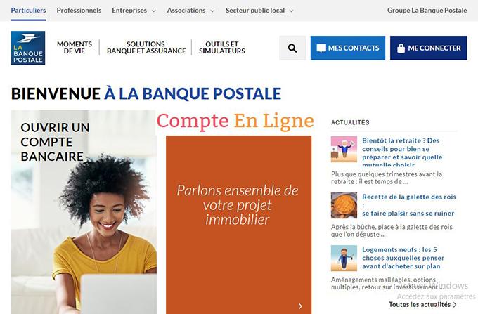 Banque Postale France