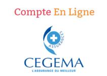 se connecter à Cegema Espace Client