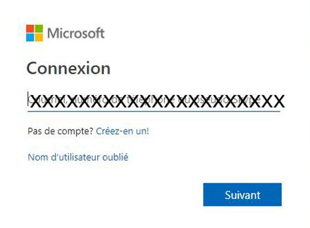 Comment Créer un Compte Microsoft