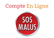 Connexion SOS Malus Espace Client