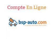 BSP-auto mon compte en ligne