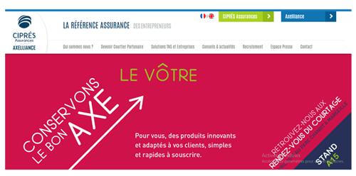 www.cipres.fr espace personnel