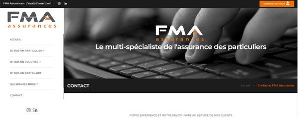 FMA mon compte en ligne