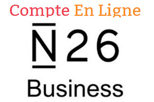 N26 Business connexion