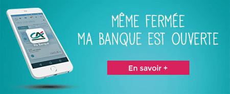 Ma Banque Crédit Agricole Alpes Provence