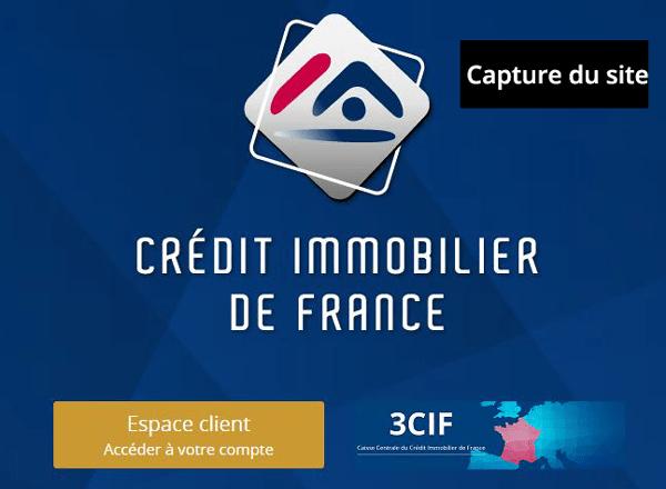 www.credit-immobilier-de-france.fr : portail Crédit Immobilier de France