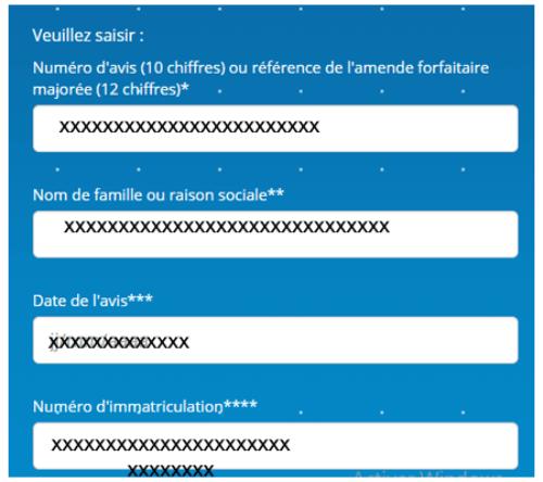 Suivi dossier sur antai.fr