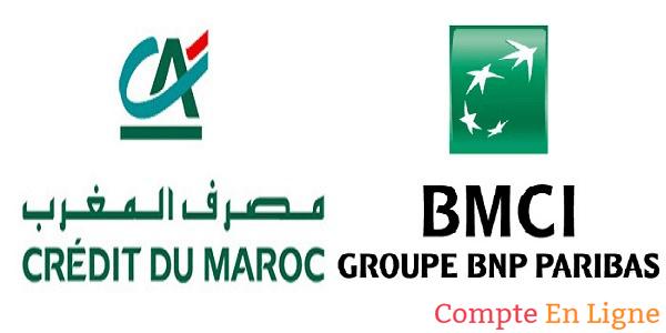 www.bmci.ma espace client