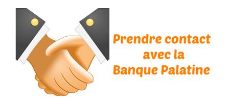 Banque palatine siege