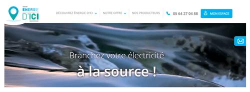 Accéder à energiedici.fr
