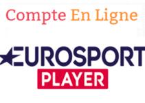 eurosport player mon compte