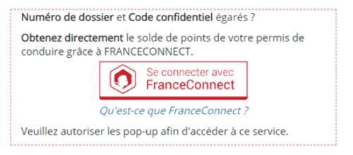France connect permis international