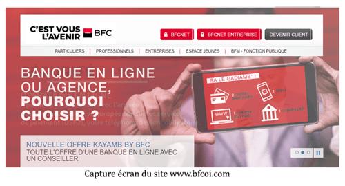Bfcoi net online