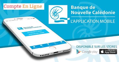 Application mobile banque de nouvelle calédonie