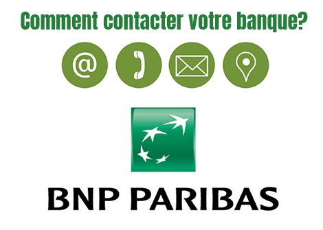 Adresse postale BNP Paribas