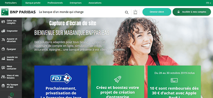 BNP Paribas France