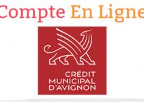 Crédit municipal mon compte personnel d'Avignon