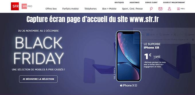 operateur telecommunication francais sfr