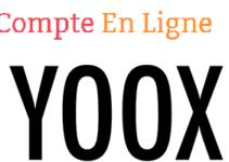 yoox mon compte