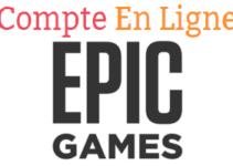 supprimer epic games compte