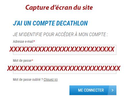 Connexion assurance decathlon espace client