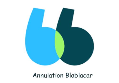Annulation blablacar