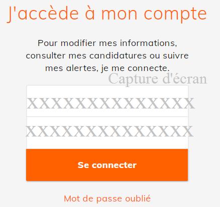 connexion startpeople