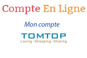 Identification Mon compte Tomtop.com