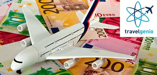 remboursement billet avion par travelgenio