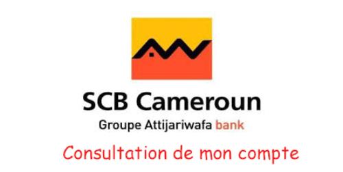 SBC Cameroun consultation de compte