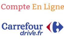 espace client carrefour drive