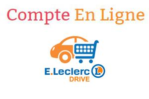 contacter e.leclerc-drive