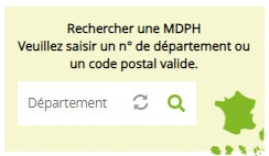 contacter MDPH