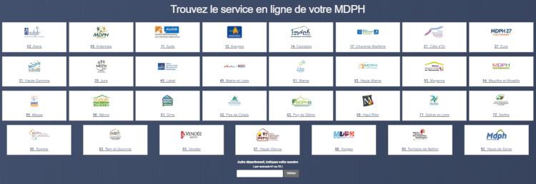 site mdph