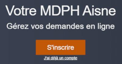 mdph 31 mon compte