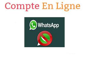 Guide pour supprimer un groupe WhatsApp
