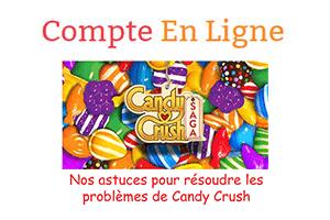 Mise à jour candy crush