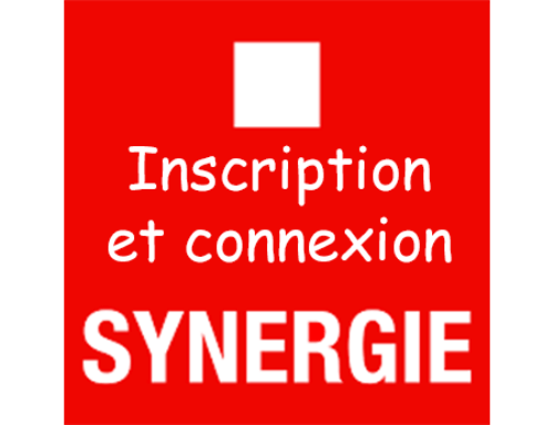 Synergie inscription