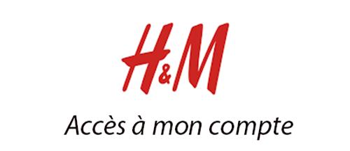 Se connecter à h&m