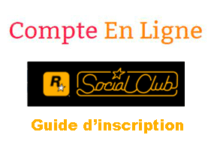Inscription social club