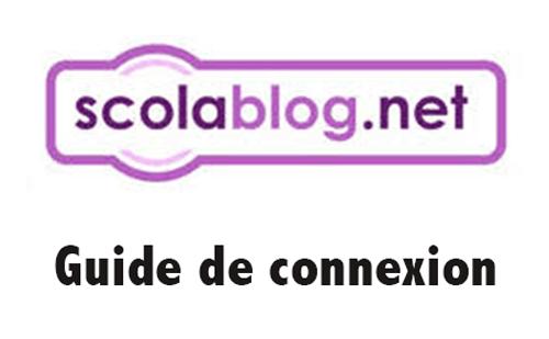 Se connecter scolablog
