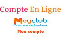 Accéder à www.meyclub.com