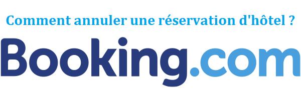 booking.com annulation