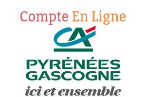 Compte Crédit Agricole Pyrénées Gascogne