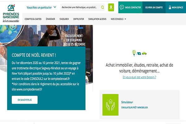 Site officiel de CA Pyrénées Gascogne