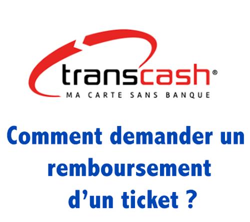 transcash coupon acheté au bureau de tabac comment se faire rembourser