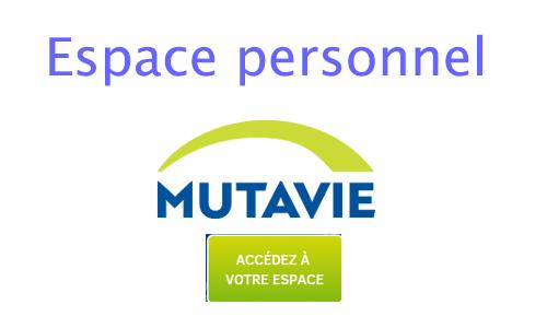 espace personnel Mutavie