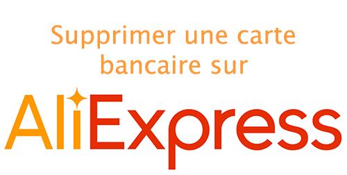 Comment retirer une carte bancaire de Ali Express ?